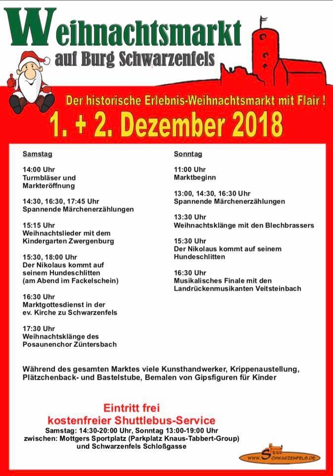 1 Advent Weihnachtsmarkt.Ritter Schwarzenfels De Weihnachtsmarkt